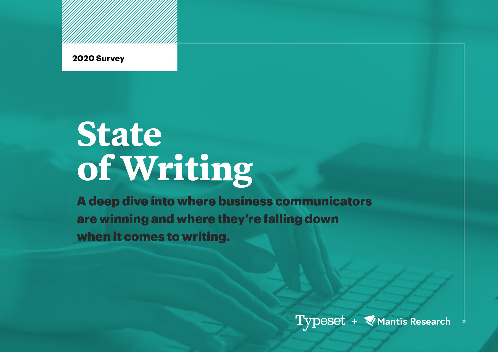 State Of Writing 2020 Cover